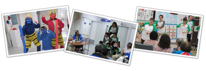 サニーヒル社内イベント